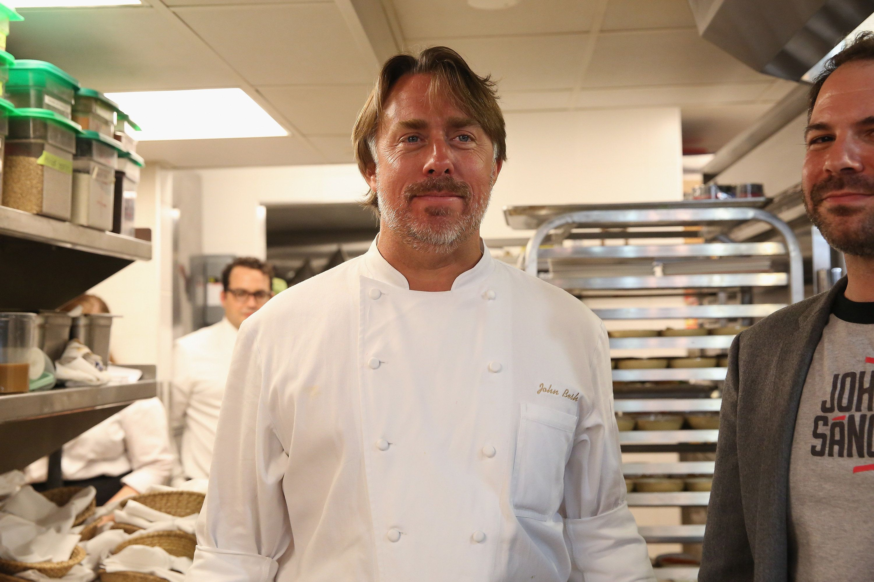 Chef John Besh stepped down from his restaurant group after 25 former and current employees complained of sexual harassment at the company.