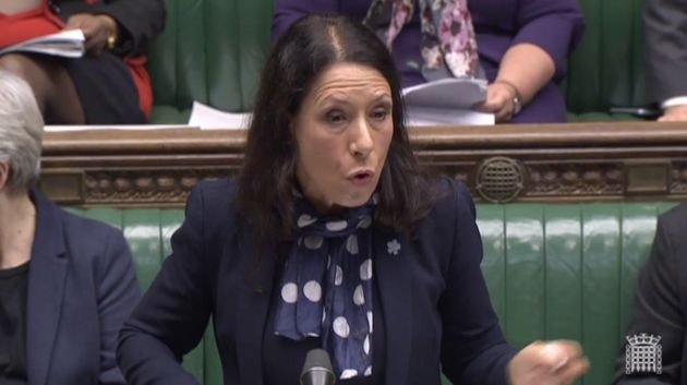 Shadow Work and Pensions Secretary Debbie Abrahams urged the government to 'pause' Universal