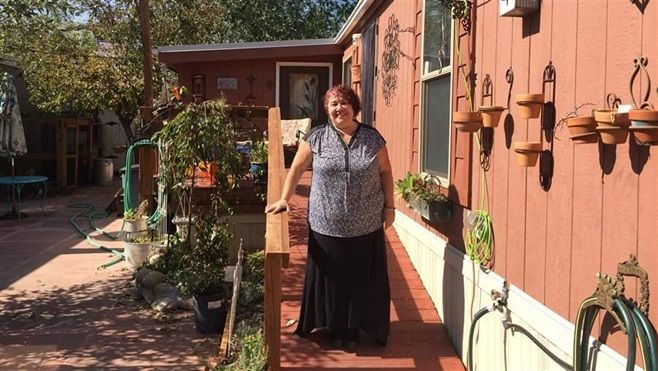 Isabel Sanchez Lives In A Trailer Park Boulder Colorado Around The Country Cities