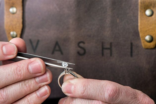Inside London's Design-Your-Own Diamond Store Where You Can Create Ethical Engagement