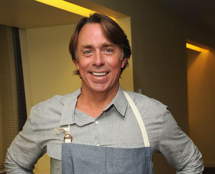 Chef John Besh attends the Besh Big Easy presented By Food & Wine on Oct. 17, 2015 in New York City.