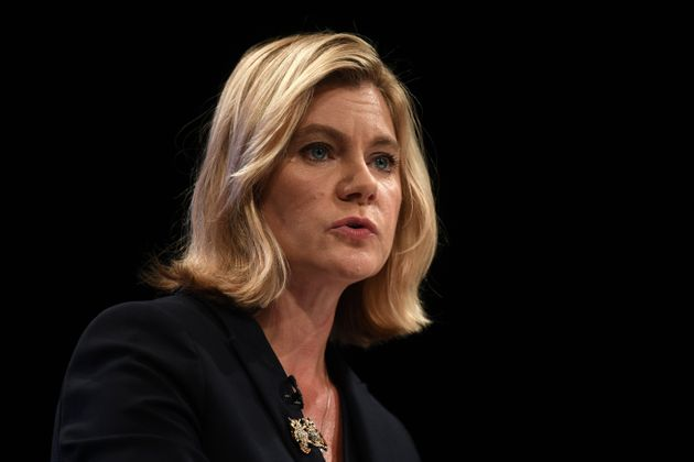 """Justine Greening:""""These comments show the deep and persistent stain on Labour's ability..."""