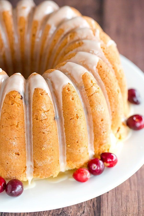 "<strong>Get the recipe for <a href=""https://www.browneyedbaker.com/cranberry-pound-cake/"" target=""_blank"">Cranberry Pound Cak"