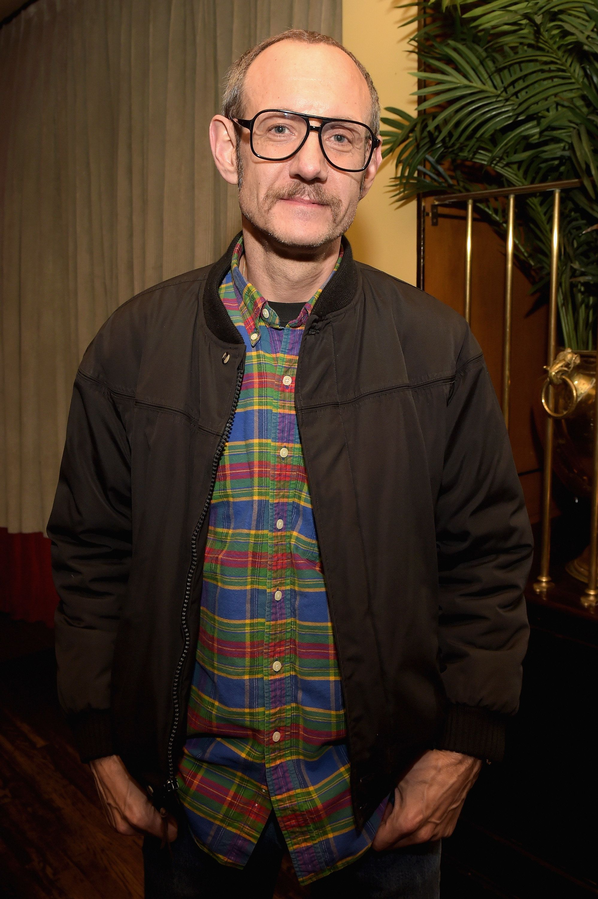Condé Nast Bans Terry Richardson -- Years After Harassment