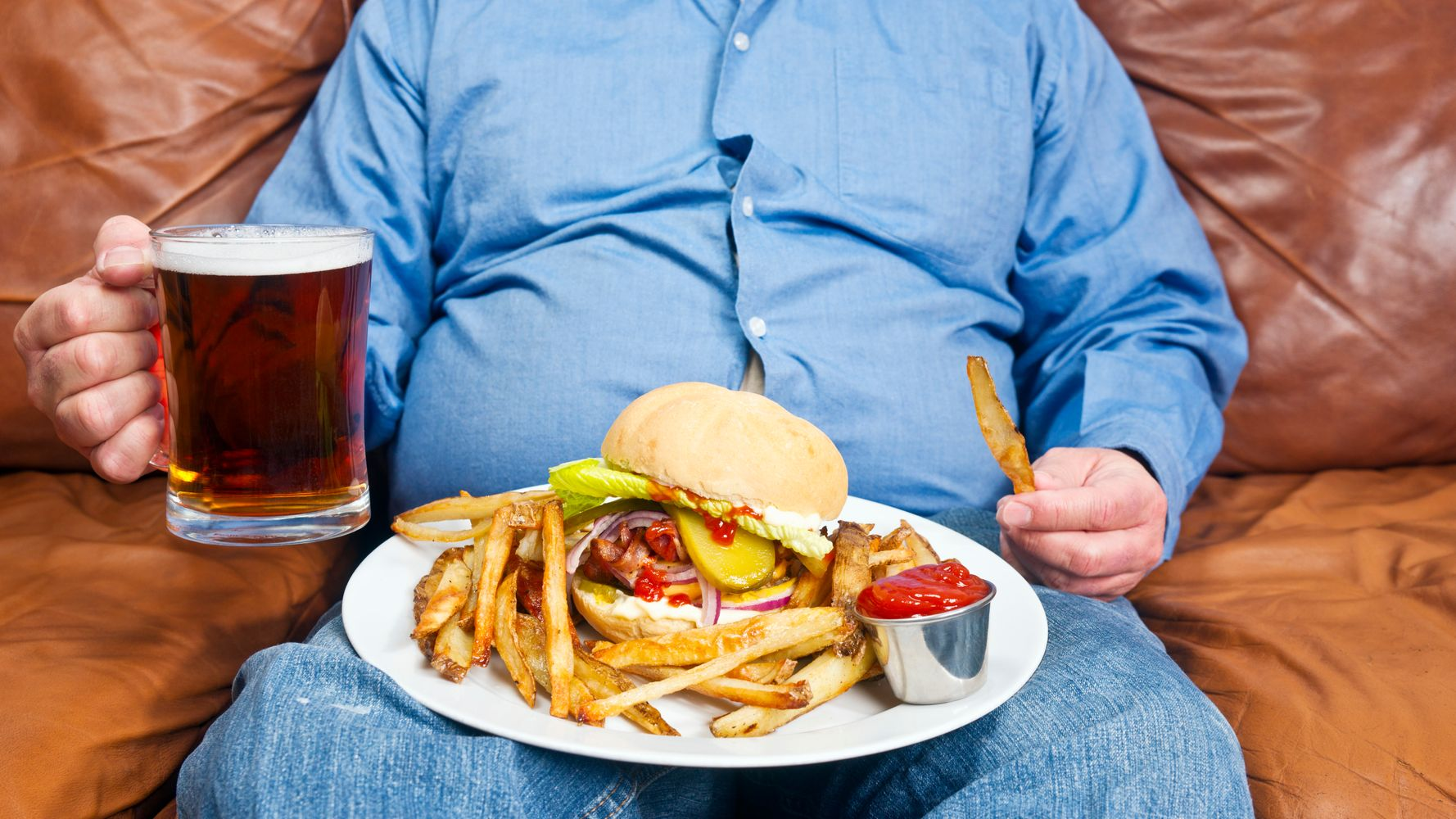 U.S. Hits Record High Obesity Rates