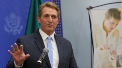 Republican Senator Jeff Flake Can No Longer Work With Trump In Good