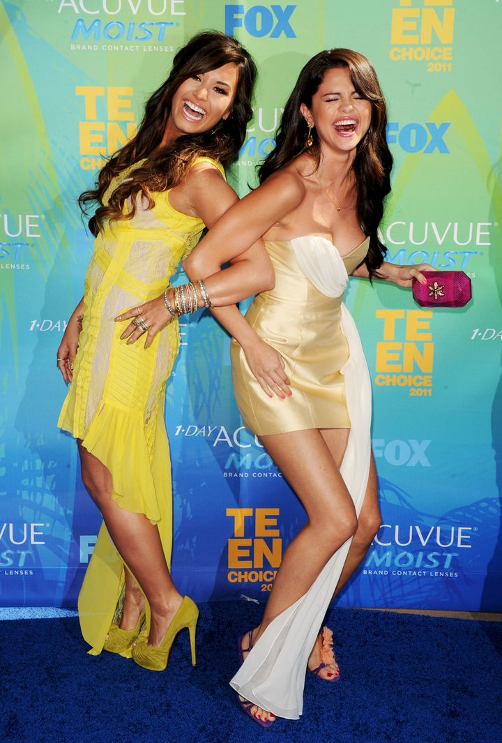 The 2011 Teen Choice Awards.