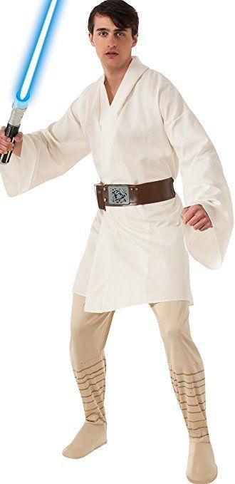 "Get it <a href=""https://www.amazon.com/Rubies-Costume-Star-Wars-Skywalker/dp/B001E563BU/ref=sr_1_121?amp=&ie=UTF8&nodeID=1705"