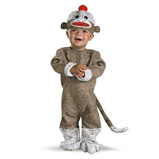 "Get it <a href=""https://www.amazon.com/Sock-Monkey-costume-12-18-months/dp/B001GG4CGU/ref=sr_1_67?amp=&ie=UTF8&nodeID=1705277"