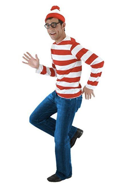"Get it <a href=""https://www.amazon.com/elope-Wheres-Waldo-Costume-X-Large/dp/B002EUBBRA/ref=lp_14194728011_1_23?amp=&ie=UTF8&"