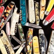 A Plethora of Pocketknives