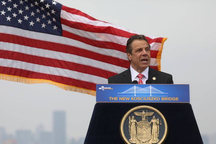 New York Gov. Andrew Cuomo signed a bill on Monday to close a loophole in the state's Clean Indoor Air Act that allowed