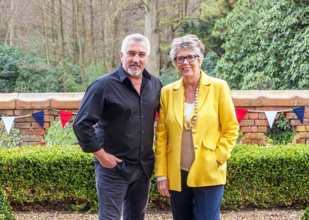 Prue Leith and Paul Hollywood have been accused of bending 'Bake Off'