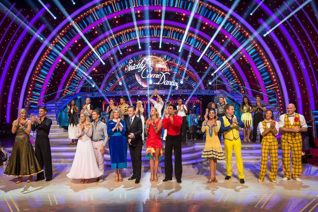'Strictly Come Dancing': Halloween Week Songs And Dances Revealed (And There's Going To Be Some