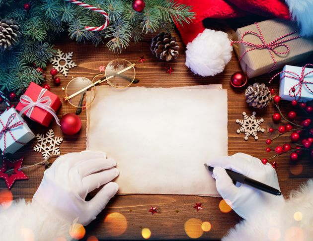 Letters from santa your child can get a note from father christmas letters from santa your child can get a note from father christmas while also doing good for charity spiritdancerdesigns Gallery