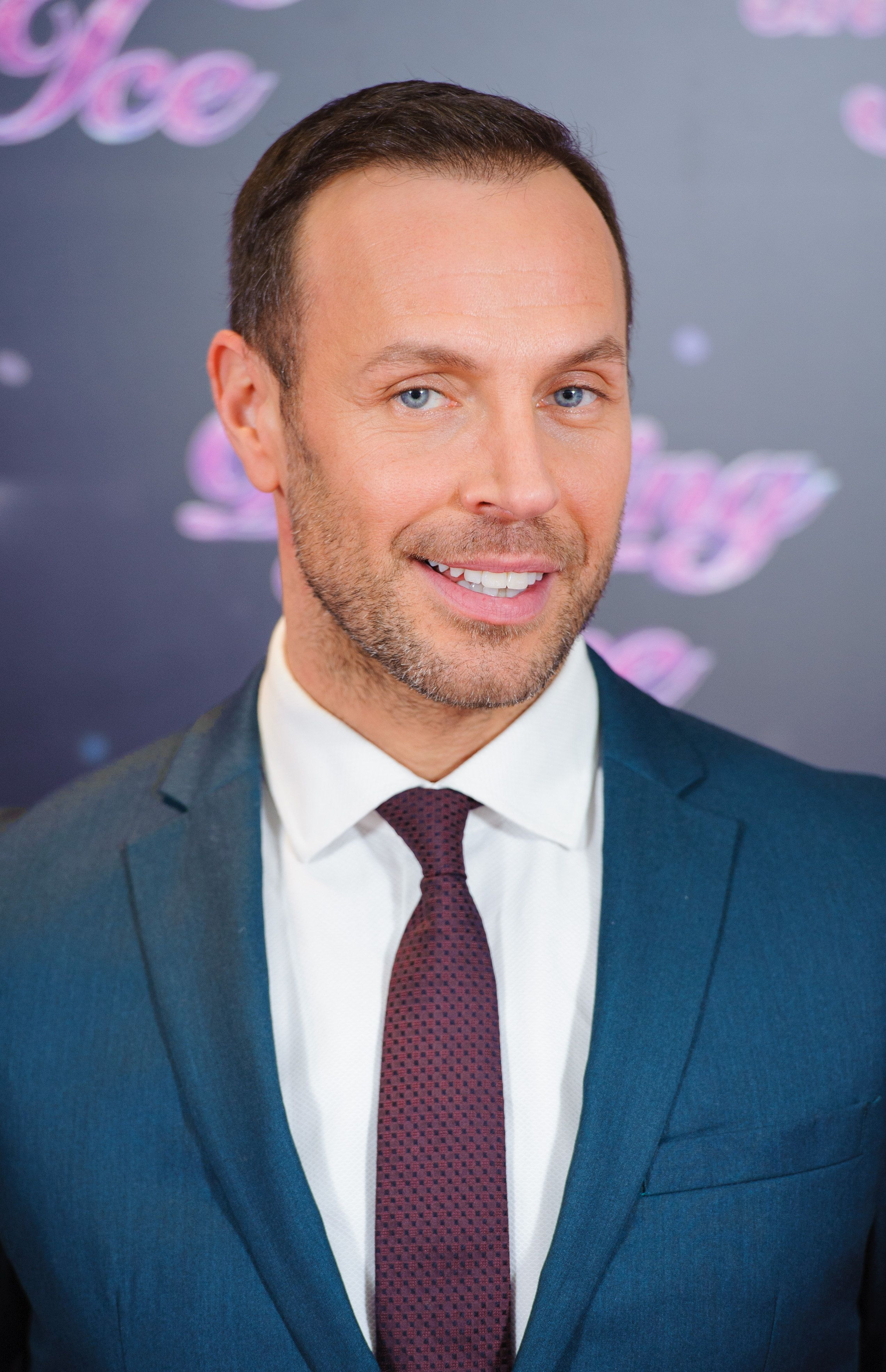 Confirmed! Jason Gardiner Will Be Returning To 'Dancing On