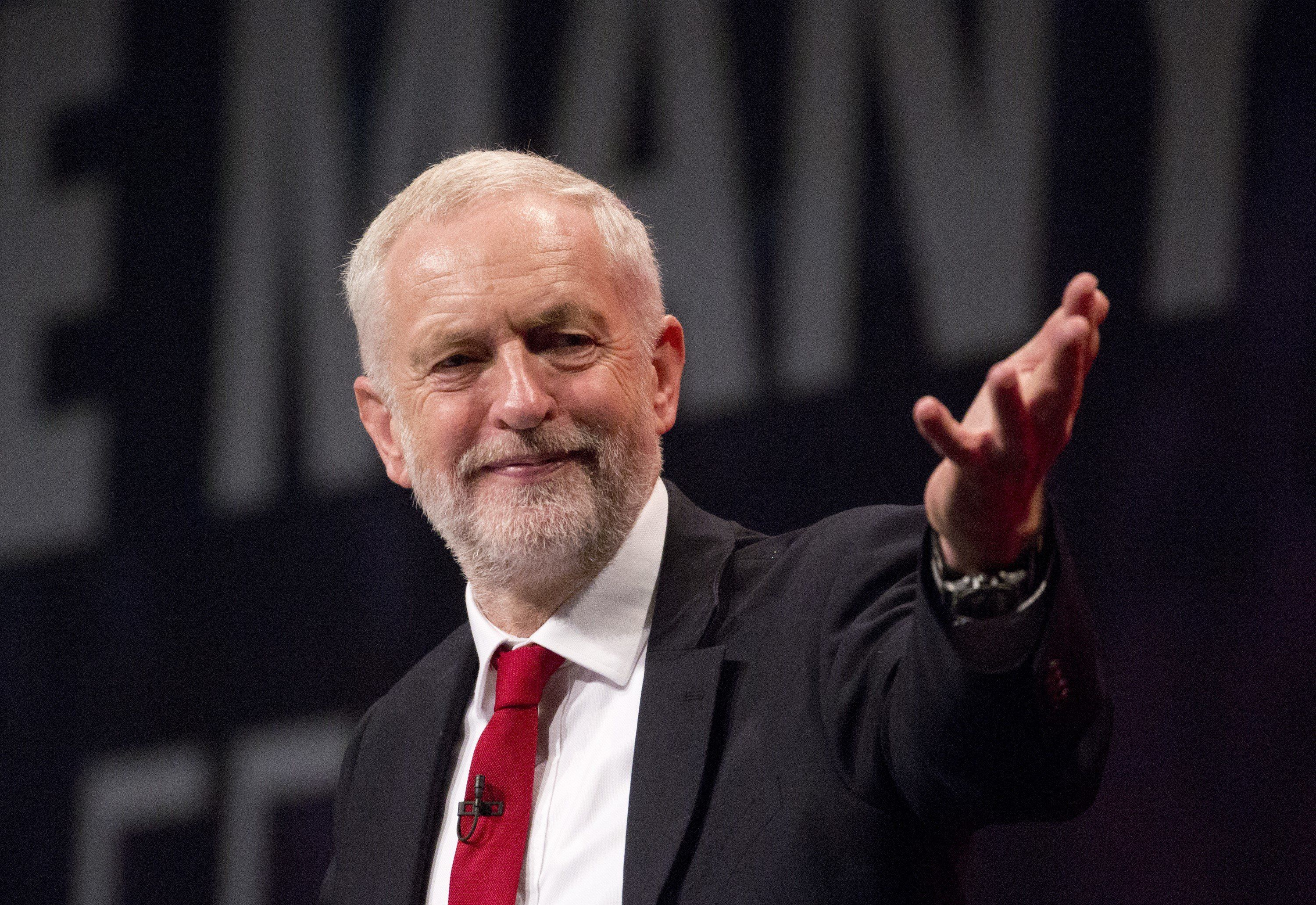 Jeremy Corbyn Is Settling Down On The Sofa To Film A 'Gogglebox'