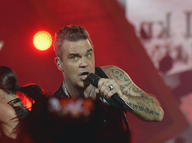 Robbie Williams Reveals 'Very Worrying' Test Results Led To A Stint In Intensive Care After Ill Health...