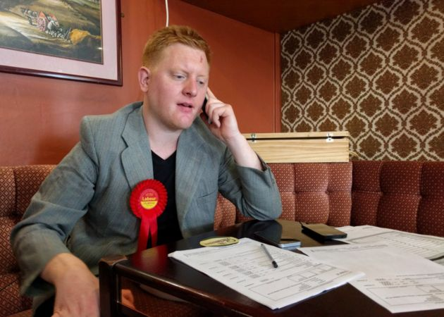 Jared O'Mara Suspended By