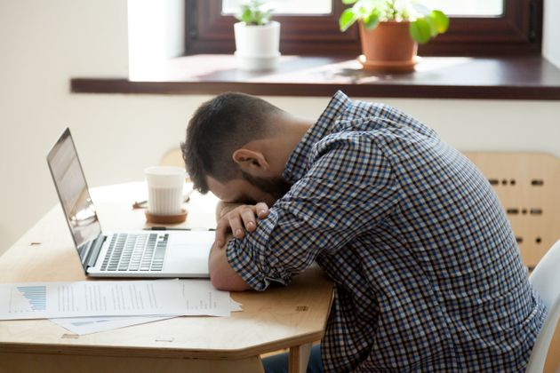 This Is Why You Feel Tired All The Time (And How To Combat