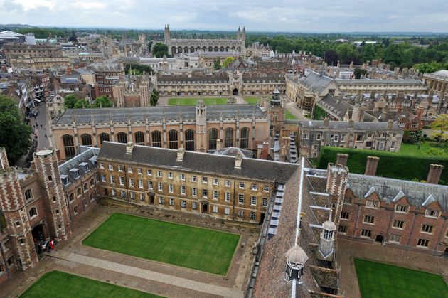 More than 100 Cambridge University students signed a letter calling for the English faculty to be
