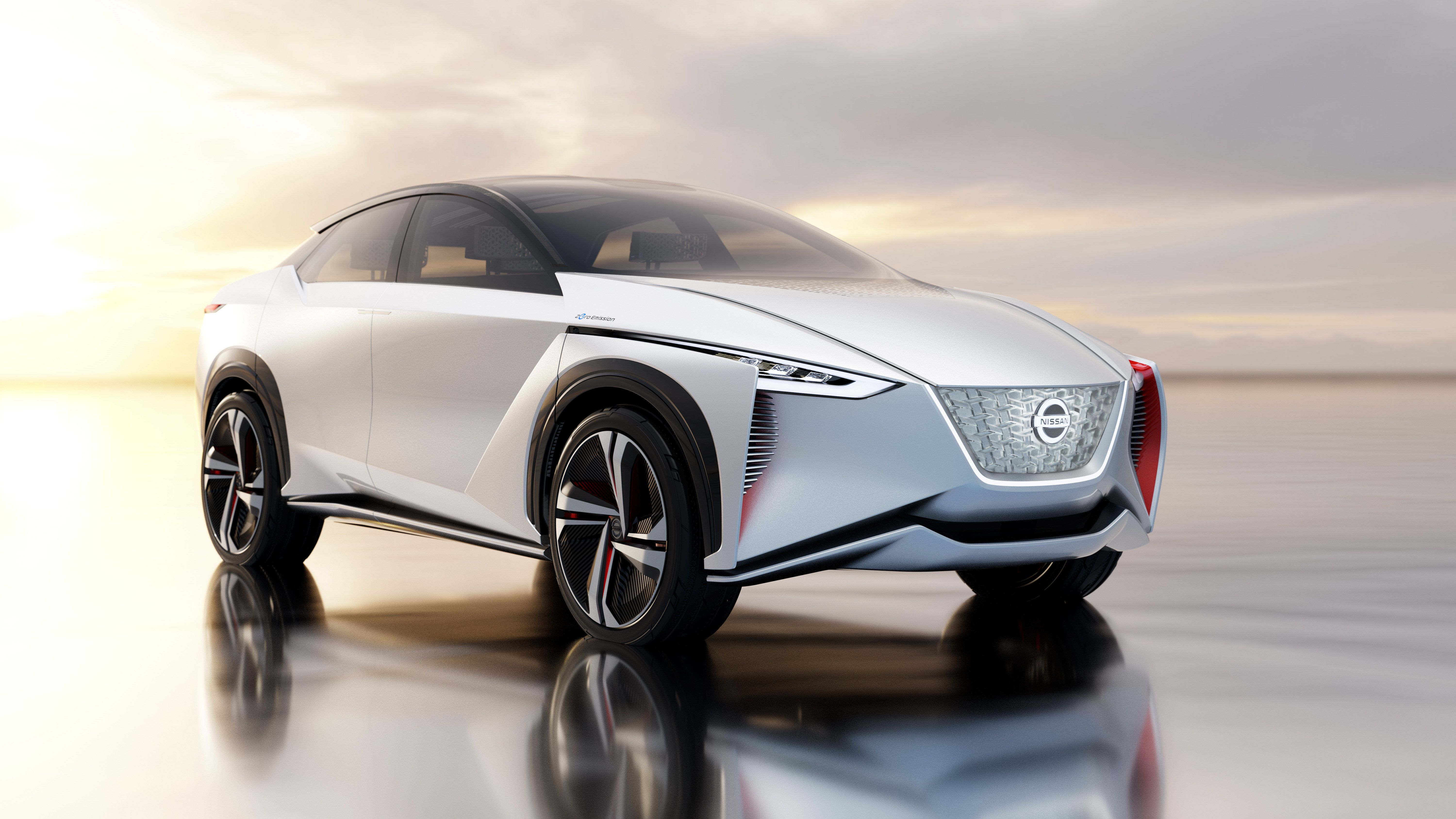 Listen To The Artificial Sound Nissan Has Created For Its 'Silent' Electric