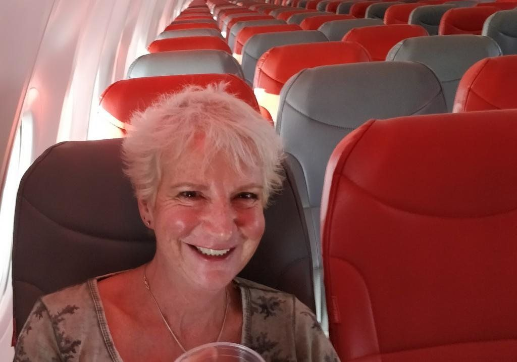 Scottish Holidaymaker Gets An Entire Plane To Herself On £46