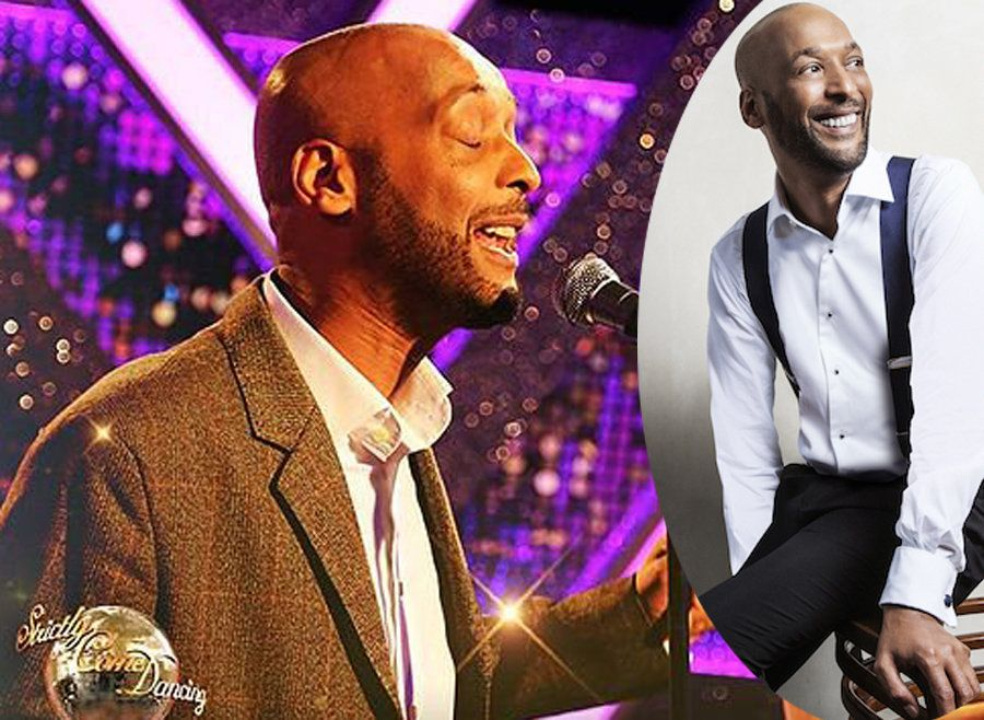 'Strictly' Singer Tommy Blaize Reveals The Behind-The-Scenes Secrets Of The Show's Famous