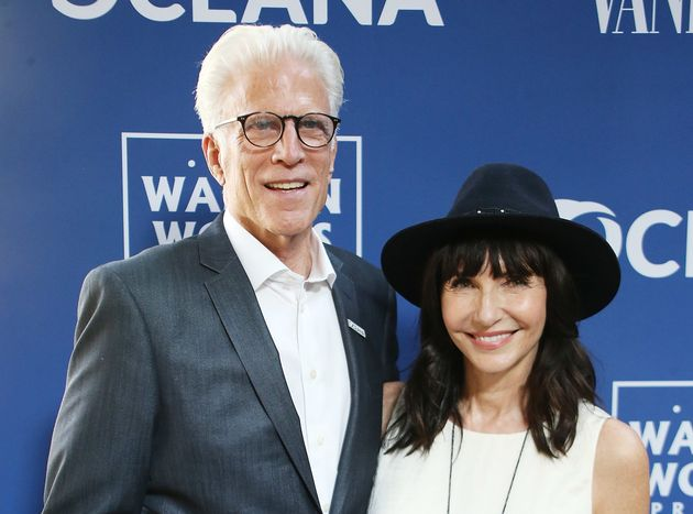 Image result for Michael Tran  Ted Danson