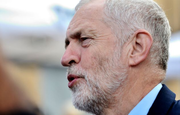 A spokesman for Corbyn said he took action over more recent offensive