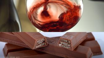 These are the best wines to pair with your Halloween candy