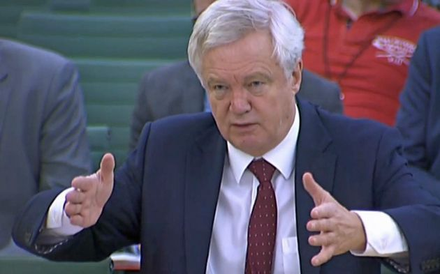 Parliament Can 'Expect' To Vote On The Brexit Deal Before Brexit, Says David