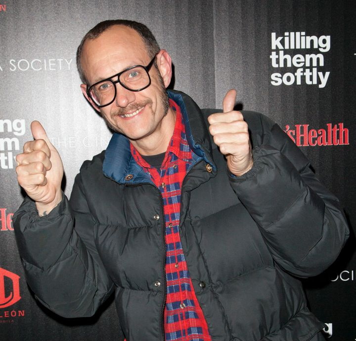 "Terry Richardson attends a screening of the film ""Killing Them Softly"" in New York on Nov. 26, 2012."