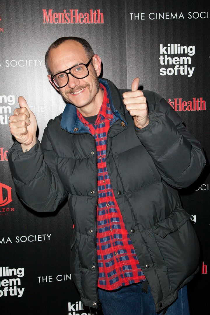 Terry Richardson attends a screening of the film