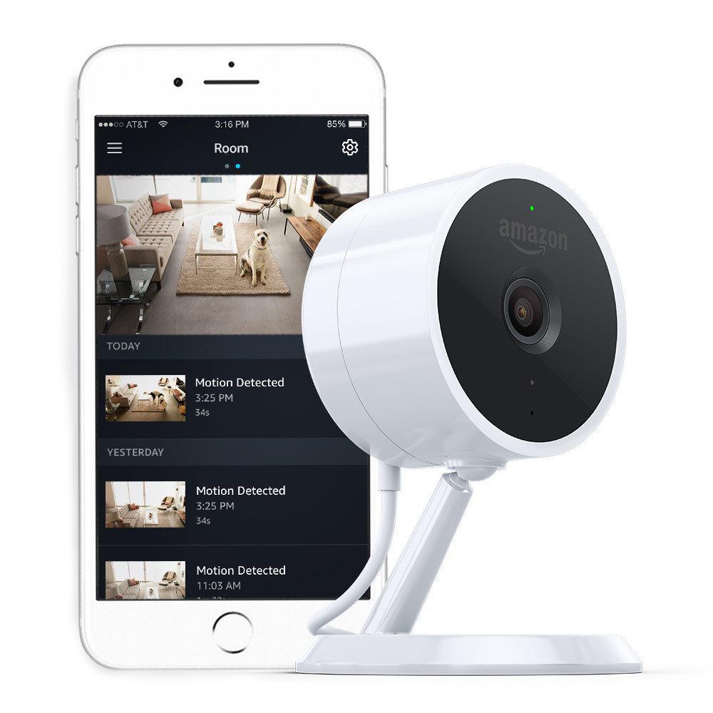 Amazon Key provides keyless access to homes using an app, an HD camera, and smart lock.