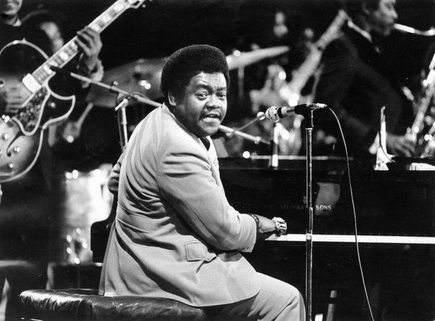 Fats Domino in