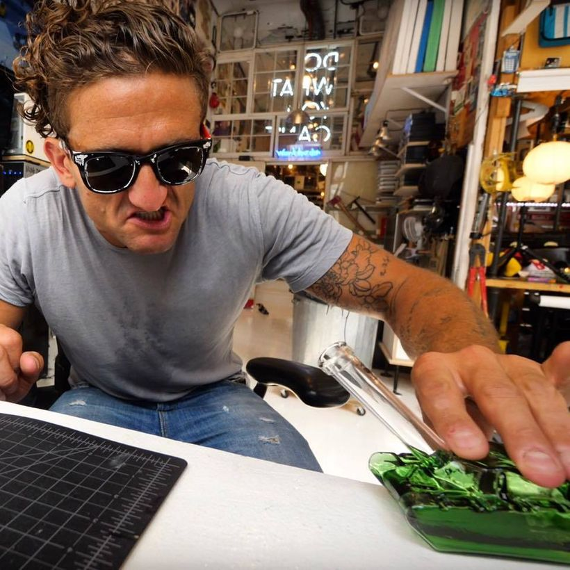 "<a rel=""nofollow"" href=""https://www.facebook.com/cneistat/"" target=""_blank"">Casey Neistat</a> using one of Daily High Club's"