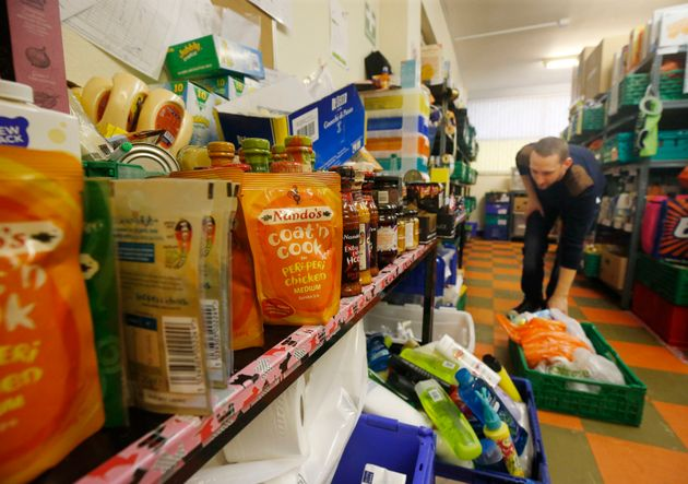 Food banks are a vital lifeline to many people in the