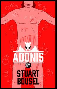 Poster art by Cody A. Rishell for <em><strong>Adonis</strong></em>