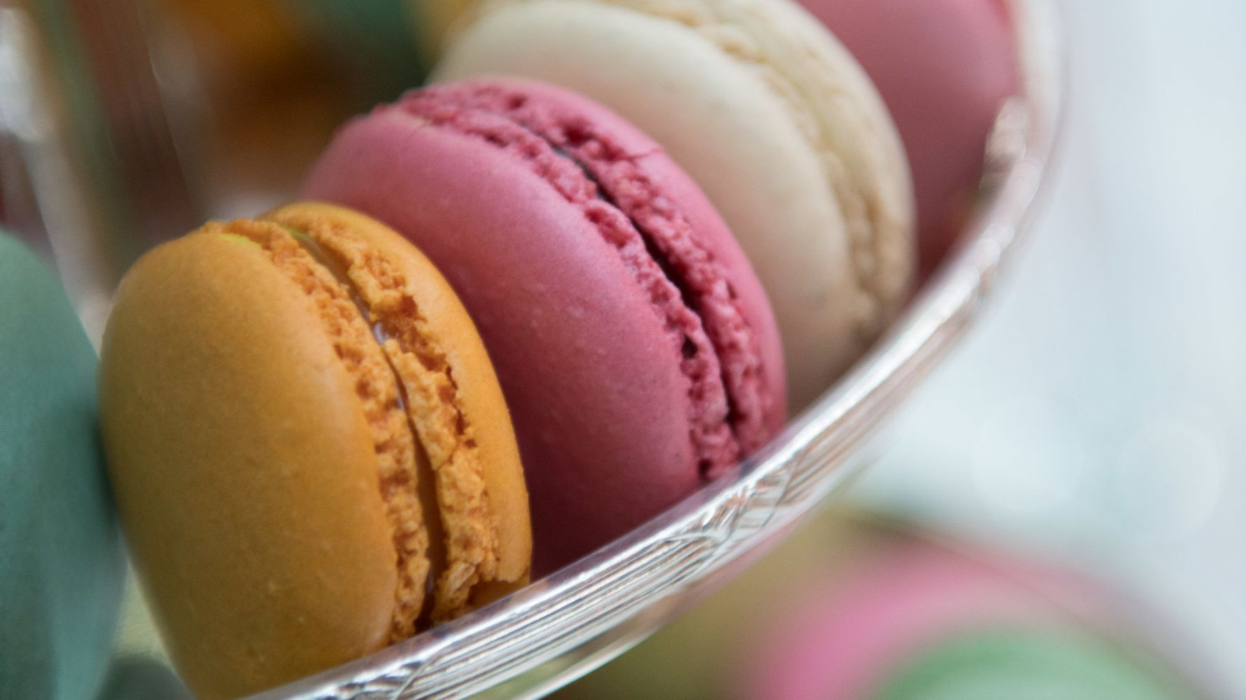 Ladurée's Macarons Are Made In Factories Far, Far Away, And