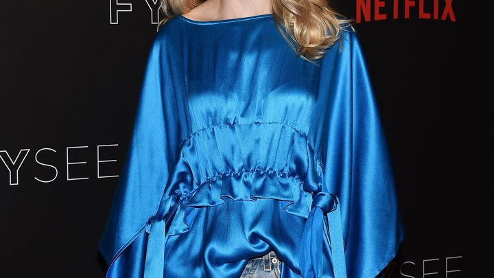 Brit Marling, co-creator of Netflix's