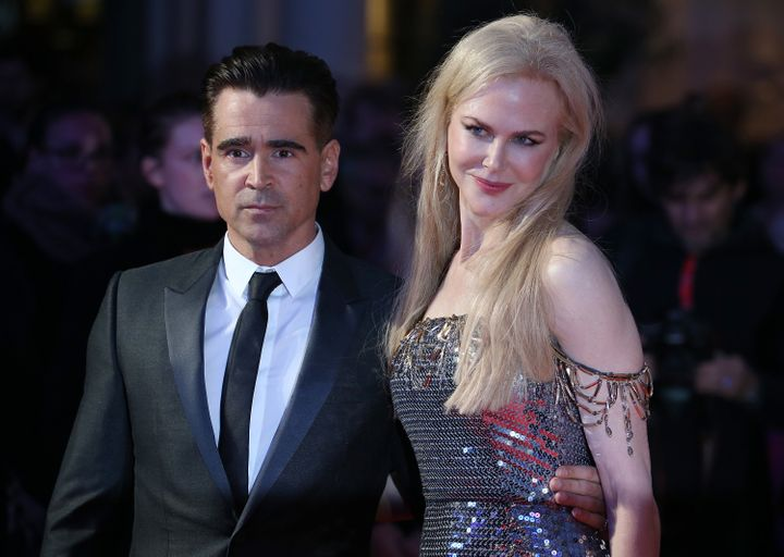 From Sponge Baths To Sex Games Its Nicole Kidman And Colin