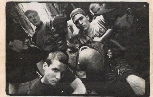 The original Baldies in Minneapolis in the