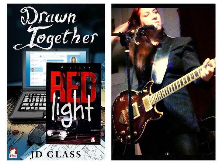 Survivor, Advocate, Musician, and Author JD Glass