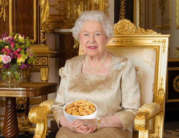 The Queen's Former Chef Reveals Her Basic Go-To