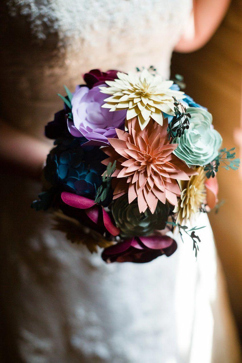 19 Alternative Wedding Bouquet Ideas That Dont Even Involve Flowers