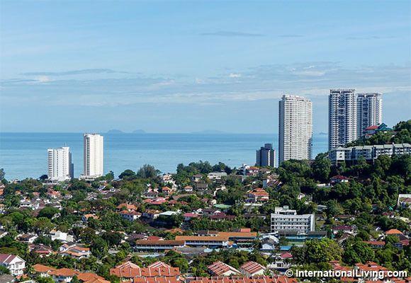 Tanjung Bungah. Georgetown, Penang, Malaysia.