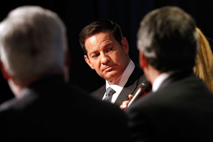 Mark Halperin has been accused of sexually harassing women while he worked at ABC News, according to a report from CNN.&