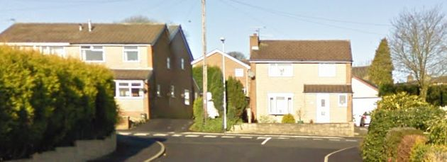 Police were called to an address in Barnard Close,