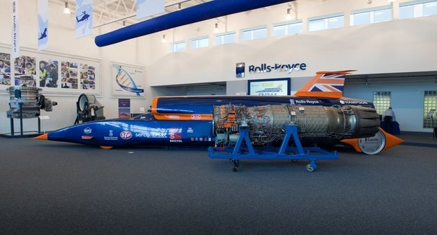 Bloodhound SSC: Everything You Need To Know About The 1,000mph